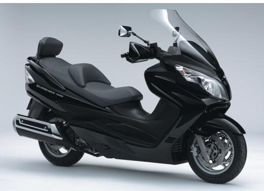 Suzuki moto novità 2008 - Foto 9 di 11