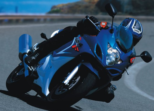 Suzuki moto novità 2008 - Foto 10 di 11