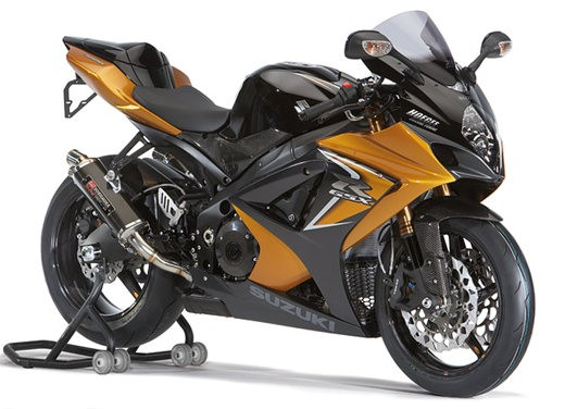 Suzuki GSX-R 1000 K8 Ultimate Edition - Foto 4 di 9