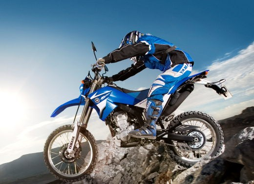 Yamaha WR250R – Test Ride Report - Foto 2 di 12