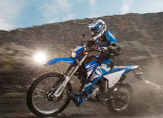 Yamaha WR250R – Test Ride Report - Foto 6 di 12