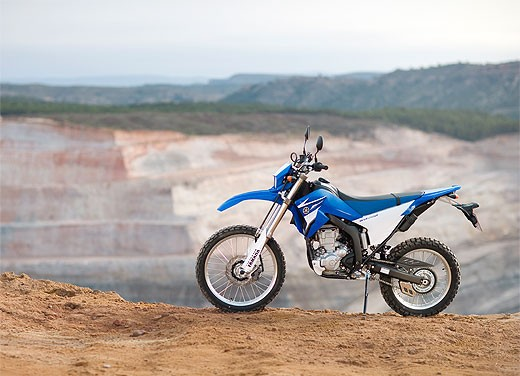 Yamaha WR250R – Test Ride Report - Foto 9 di 12