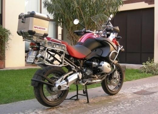 BMW R 1200 GS Adventure – Long test ride