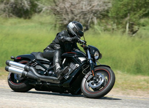 Harley Davidson Night Rod Special – Long Test Ride - Foto 8 di 50