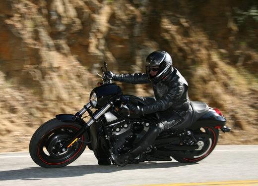 Harley Davidson Night Rod Special – Long Test Ride - Foto 10 di 50