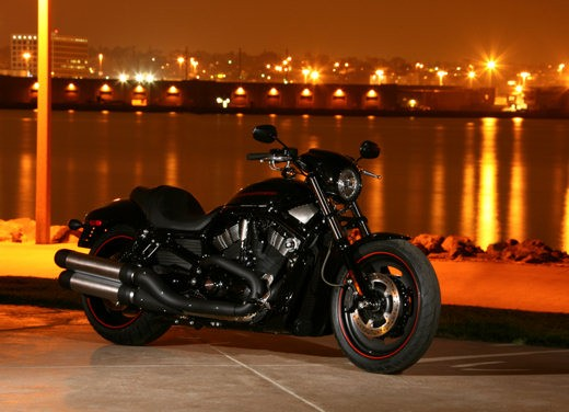 Harley Davidson Night Rod Special – Long Test Ride - Foto 11 di 50