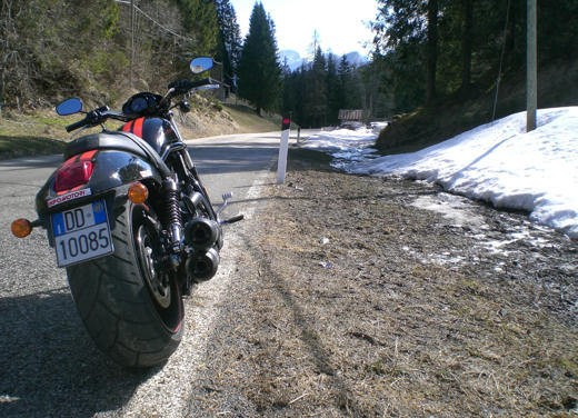 Harley Davidson Night Rod Special – Long Test Ride - Foto 22 di 50
