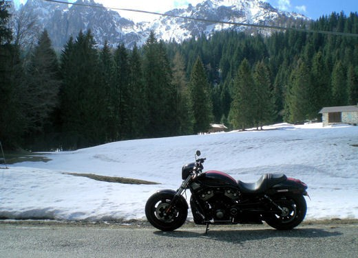Harley Davidson Night Rod Special – Long Test Ride - Foto 23 di 50