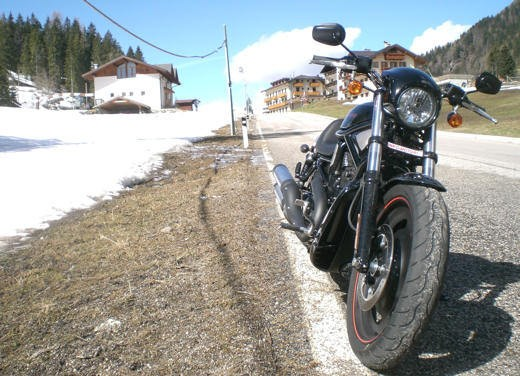 Harley Davidson Night Rod Special – Long Test Ride - Foto 24 di 50