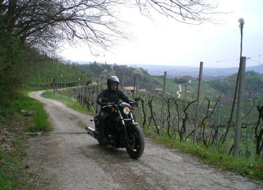 Harley Davidson Night Rod Special – Long Test Ride - Foto 28 di 50