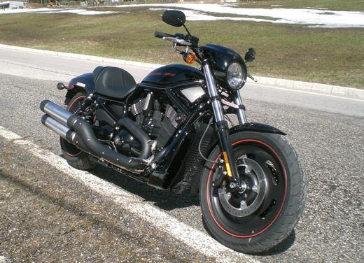 Harley Davidson Night Rod Special – Long Test Ride - Foto 26 di 50
