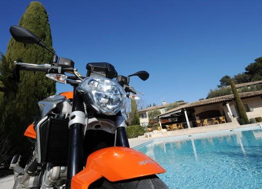 Aprilia Shiver 750 – Long Test Ride