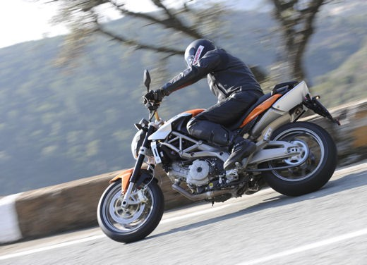Aprilia Shiver 750 – Long Test Ride - Foto 35 di 37