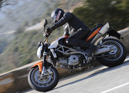 Aprilia Shiver 750 – Long Test Ride - Foto 28 di 37