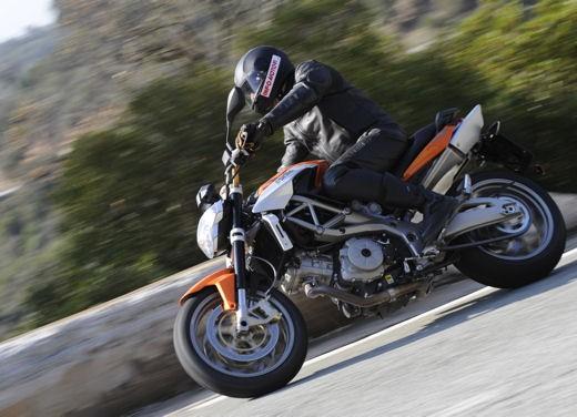 Aprilia Shiver 750 – Long Test Ride - Foto 29 di 37