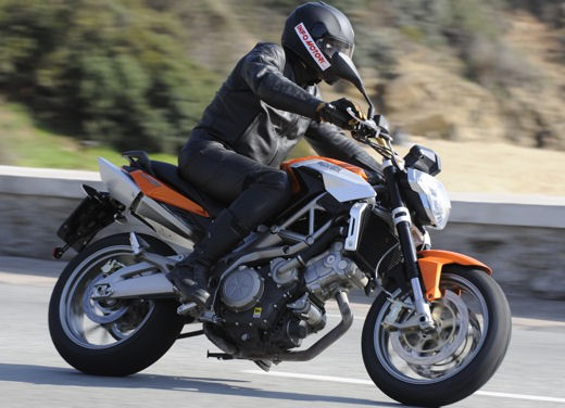 Aprilia Shiver 750 – Long Test Ride - Foto 33 di 37