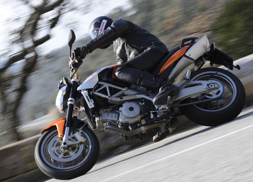Aprilia Shiver 750 – Long Test Ride - Foto 15 di 37