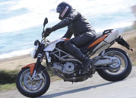 Aprilia Shiver 750 – Long Test Ride - Foto 16 di 37