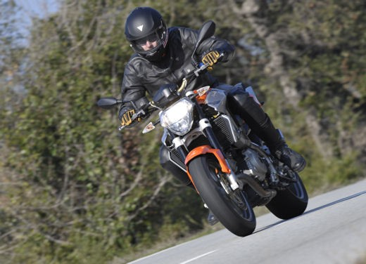 Aprilia Shiver 750 – Long Test Ride - Foto 20 di 37