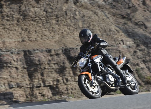 Aprilia Shiver 750 – Long Test Ride - Foto 21 di 37