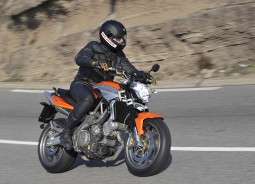 Aprilia Shiver 750 – Long Test Ride - Foto 22 di 37