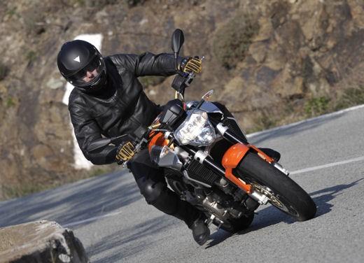 Aprilia Shiver 750 – Long Test Ride - Foto 26 di 37