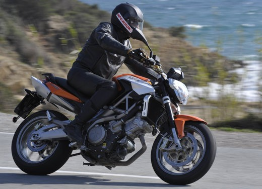 Aprilia Shiver 750 – Long Test Ride - Foto 8 di 37