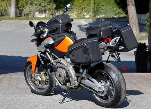 Aprilia Shiver 750 – Long Test Ride - Foto 10 di 37