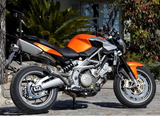 Aprilia Shiver 750 – Long Test Ride - Foto 13 di 37