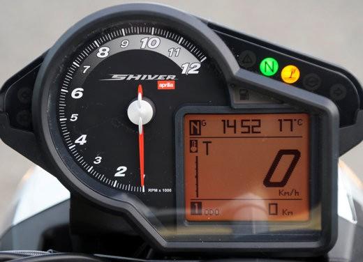 Aprilia Shiver 750 – Long Test Ride - Foto 14 di 37