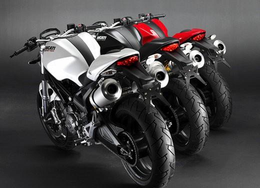 Ducati Monster 696, i nuovi colori - Foto 7 di 11