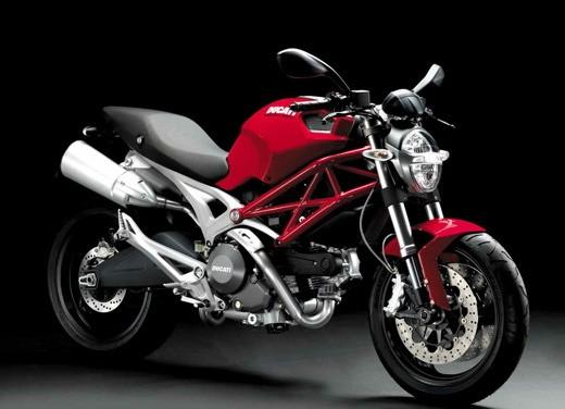 Ducati Monster 696, i nuovi colori - Foto 10 di 11