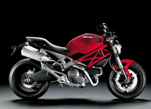 Ducati Monster 696, i nuovi colori - Foto 11 di 11