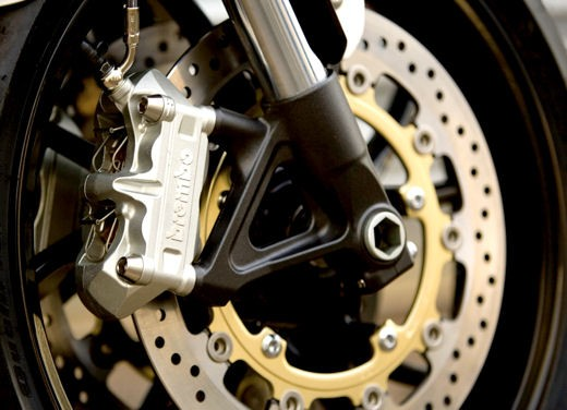 Triumph Speed Triple – test ride report - Foto 14 di 14