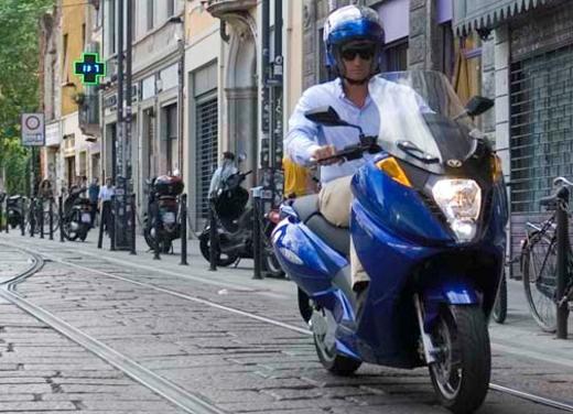 Vectrix a Roma: la silenziosa avanzata del pulito - Foto 2 di 15