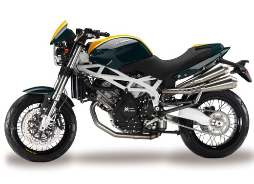 Moto Morini 1200 Sport - Foto 1 di 16