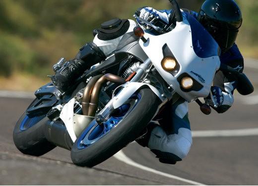 Harley Davidson e Buell, listino 2008 - Foto 17 di 23