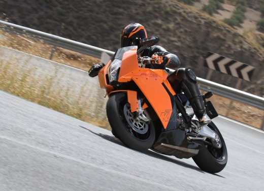 KTM RC8 – test ride report - Foto 4 di 27