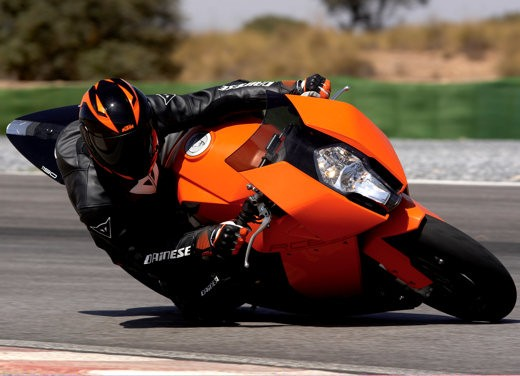 KTM RC8 – test ride report - Foto 15 di 27
