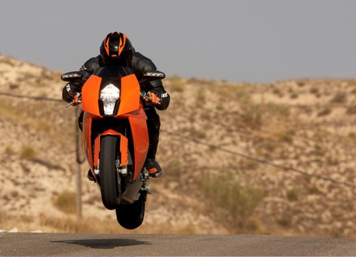 KTM RC8 – test ride report - Foto 16 di 27
