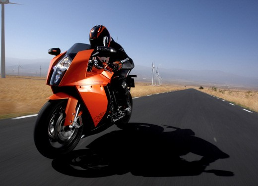 KTM RC8 – test ride report - Foto 17 di 27