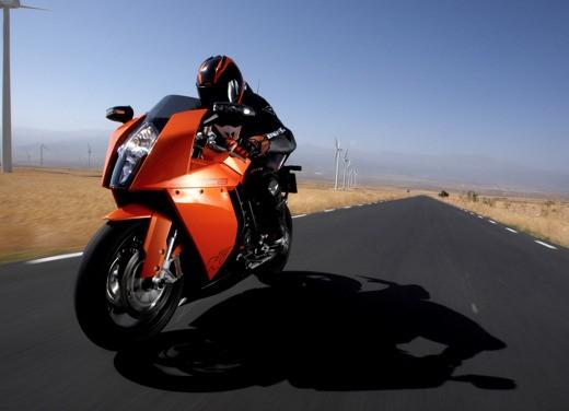 KTM RC8 – test ride report - Foto 17 di 27