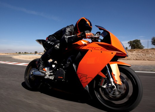 KTM RC8 – test ride report - Foto 18 di 27