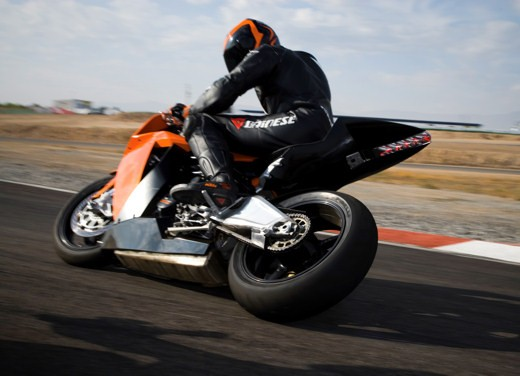 KTM RC8 – test ride report - Foto 19 di 27