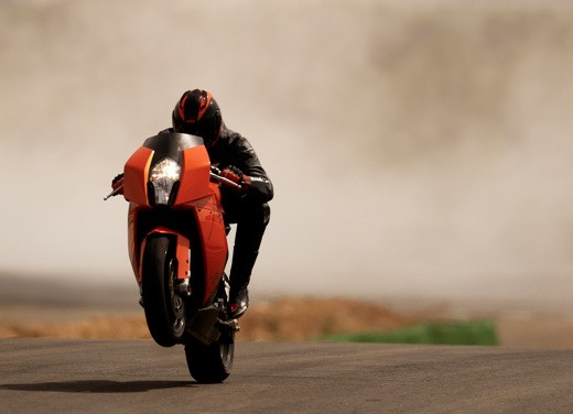 KTM RC8 – test ride report - Foto 21 di 27