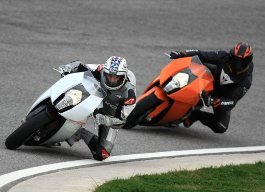 KTM RC8 – test ride report - Foto 26 di 27