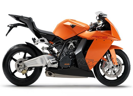 KTM RC8 – test ride report - Foto 10 di 27