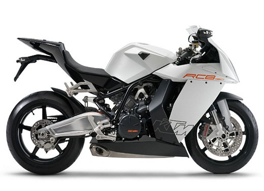 KTM RC8 – test ride report - Foto 11 di 27