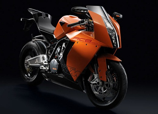 KTM RC8 – test ride report - Foto 12 di 27