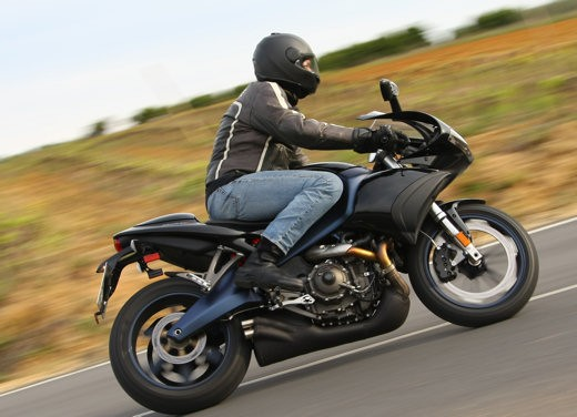 Buell 1125R – Test Ride - Foto 6 di 26